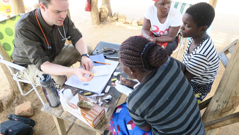 Volunteer Zambia 1
